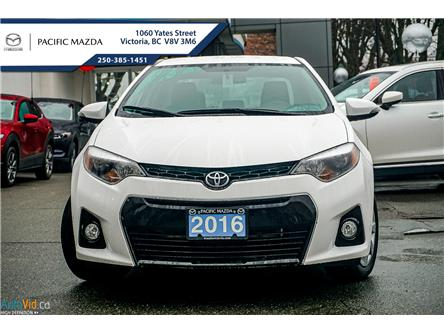 2016 Toyota Corolla CE (Stk: 8022A) in Victoria - Image 2 of 19