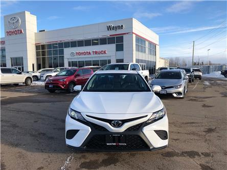 2020 Toyota Camry SE (Stk: 22156) in Thunder Bay - Image 2 of 20