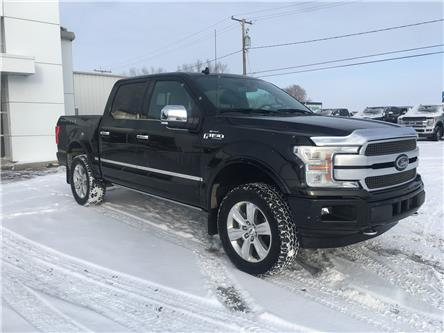 2018 Ford F-150 Platinum (Stk: 20123A) in Wilkie - Image 1 of 25