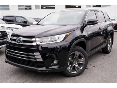 2019 Toyota Highlander Hybrid Limited (Stk: 27950) in Ottawa - Image 1 of 26
