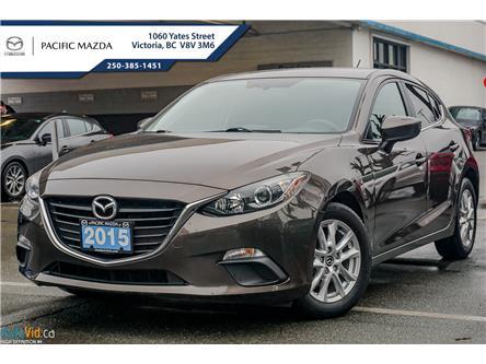 2015 Mazda Mazda3 Sport GS (Stk: 8027A) in Victoria - Image 1 of 20