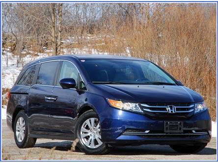 2016 Honda Odyssey EX (Stk: 151180A) in Kitchener - Image 1 of 17