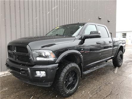 2017 RAM 3500 Laramie (Stk: N697TA) in Charlottetown - Image 1 of 27