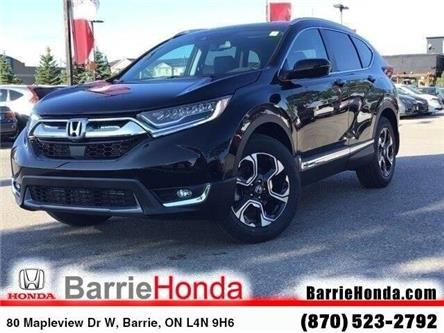 2019 Honda CR-V Touring (Stk: 191088) in Barrie - Image 1 of 24