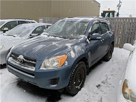 2010 Toyota RAV4 Base (Stk: SUB2255A) in Charlottetown - Image 1 of 3