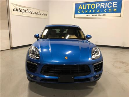 2017 Porsche Macan S (Stk: H0861) in Mississauga - Image 2 of 28