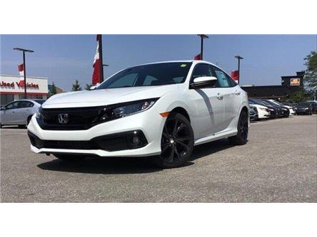 2020 Honda Civic Sport (Stk: 20361) in Barrie - Image 1 of 21
