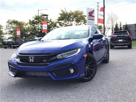 2020 Honda Civic Si Base (Stk: 20125) in Barrie - Image 1 of 25