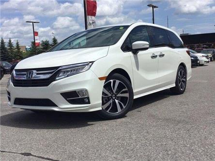 2020 Honda Odyssey Touring (Stk: 20202) in Barrie - Image 1 of 23