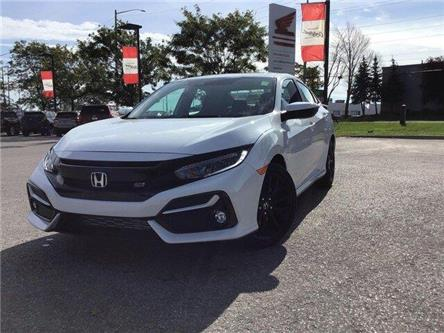 2020 Honda Civic Si Base (Stk: 20136) in Barrie - Image 1 of 22