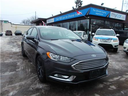 2018 Ford Fusion SE (Stk: 200117) in North Bay - Image 2 of 13