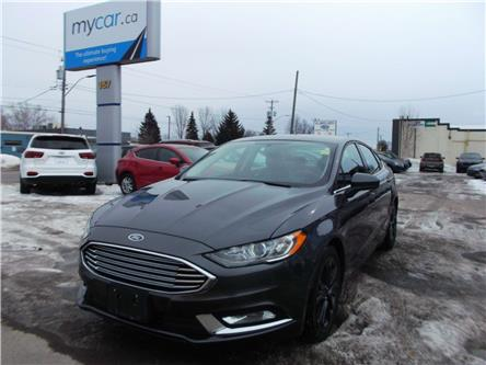 2018 Ford Fusion SE (Stk: 200117) in North Bay - Image 1 of 13