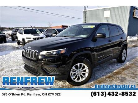 2020 Jeep Cherokee Sport (Stk: L008) in Renfrew - Image 2 of 24
