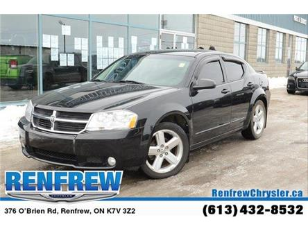 2010 Dodge Avenger SXT (Stk: P1722) in Renfrew - Image 1 of 19