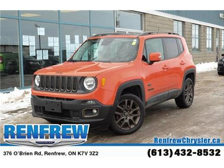 2016 Jeep Renegade North (Stk: P1721) in Renfrew - Image 1 of 27