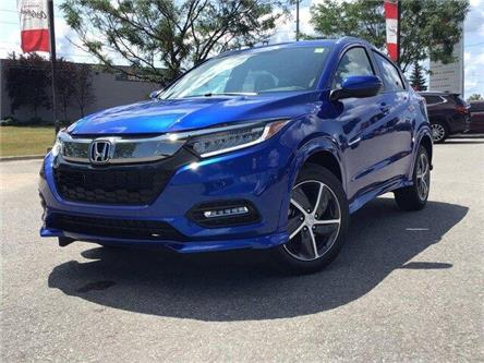 2019 Honda HR-V Touring (Stk: 191969) in Barrie - Image 1 of 23
