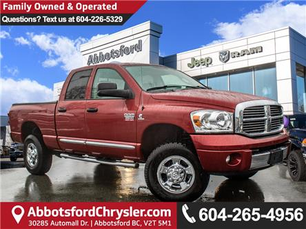 2007 Dodge Ram 3500 Laramie (Stk: AG0960A) in Abbotsford - Image 1 of 30