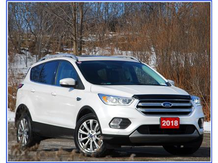 2018 Ford Escape Titanium (Stk: D97250A) in Kitchener - Image 1 of 19