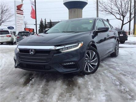 2020 Honda Insight Touring (Stk: 20479) in Barrie - Image 1 of 22