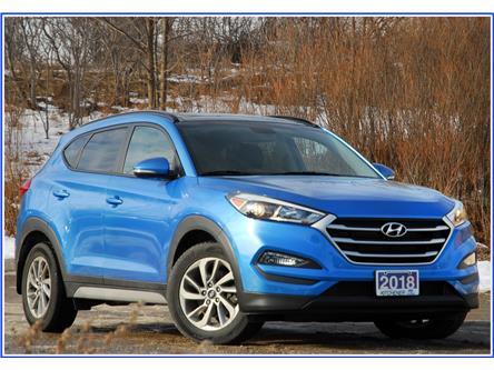 2018 Hyundai Tucson SE 2.0L (Stk: 59671A) in Kitchener - Image 1 of 17