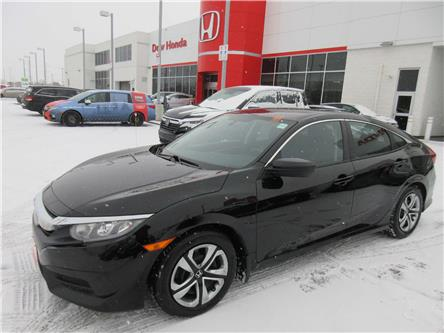 2017 Honda Civic LX (Stk: VA3749) in Ottawa - Image 1 of 13