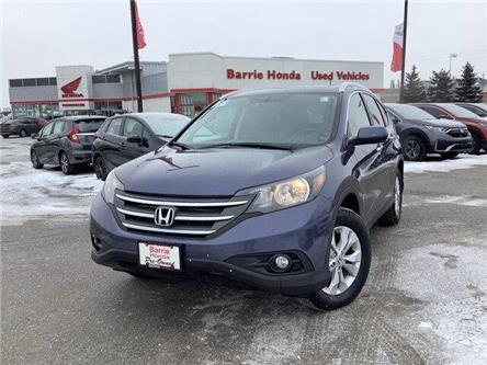 2012 Honda CR-V Touring (Stk: U12253) in Barrie - Image 1 of 27