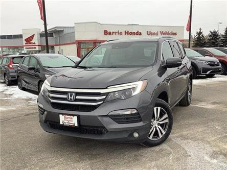 2017 Honda Pilot EX-L RES (Stk: U17286) in Barrie - Image 1 of 26