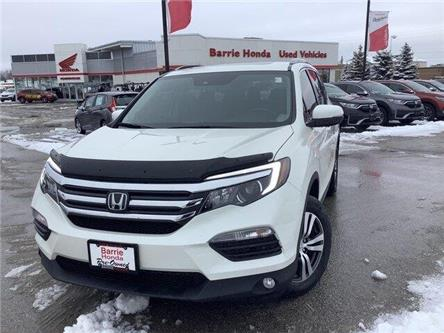 2017 Honda Pilot EX-L RES (Stk: U17002) in Barrie - Image 1 of 29