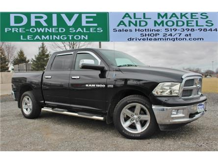 2012 RAM 1500 SLT (Stk: D0238) in Leamington - Image 1 of 24
