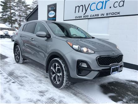 2020 Kia Sportage LX (Stk: 200082) in Richmond - Image 1 of 20