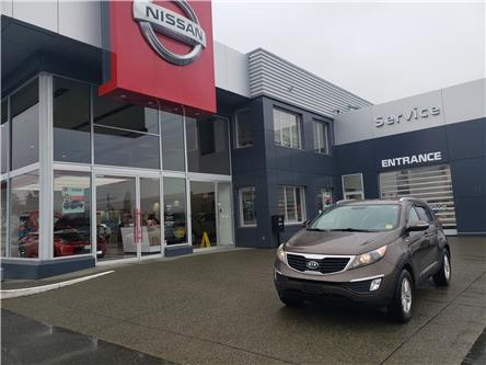 2012 Kia Sportage LX (Stk: 9K0585A) in Duncan - Image 1 of 13