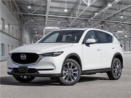 2019 Mazda CX-5 Signature (Stk: 19555) in Toronto - Image 1 of 23