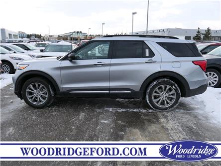 2020 Ford Explorer XLT (Stk: L-117) in Calgary - Image 2 of 6