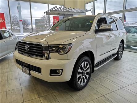 2020 Toyota Sequoia Limited (Stk: 51823) in Sarnia - Image 1 of 11