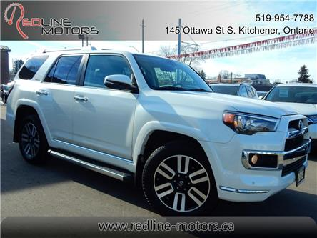2015 Toyota 4Runner SR5 V6 (Stk: JTEBU5) in Kitchener - Image 1 of 27