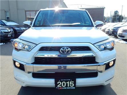 2015 Toyota 4Runner SR5 V6 (Stk: JTEBU5) in Kitchener - Image 2 of 27