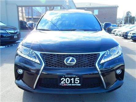 2015 Lexus RX 350 F Sport (Stk: 2T2BK1) in Kitchener - Image 2 of 27