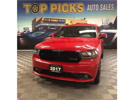 2017 Dodge Durango GT (Stk: 923837) in NORTH BAY - Image 1 of 30
