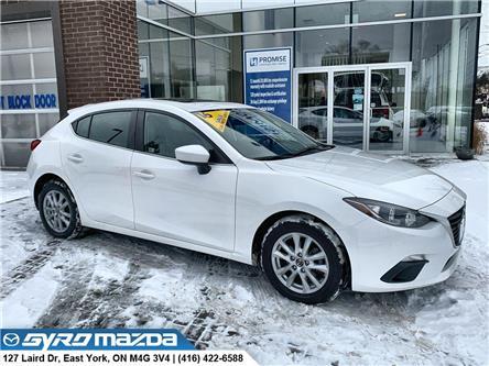 2016 Mazda Mazda3 Sport GS (Stk: 29489) in East York - Image 1 of 29