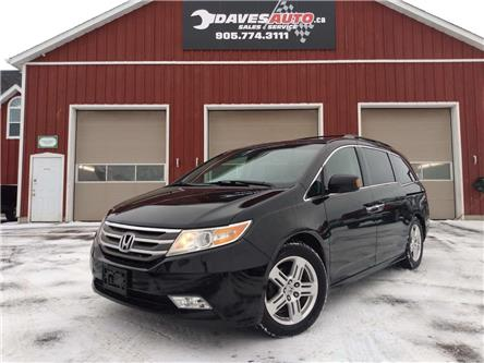 2012 Honda Odyssey Touring (Stk: 25033) in Dunnville - Image 1 of 30