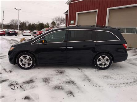 2012 Honda Odyssey Touring (Stk: 25033) in Dunnville - Image 2 of 30