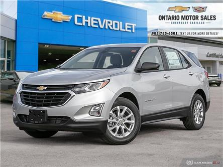 2020 Chevrolet Equinox LS (Stk: 0214432) in Oshawa - Image 1 of 19