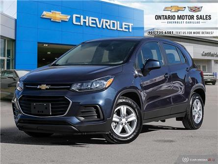 2019 Chevrolet Trax LS (Stk: 146206A) in Oshawa - Image 1 of 36