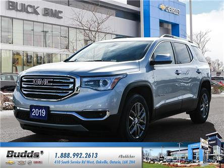 2019 GMC Acadia SLT-1 (Stk: TE0022PA) in Oakville - Image 1 of 25