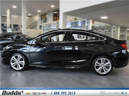2017 Chevrolet Cruze Premier Auto (Stk: CR7021L) in Oakville - Image 2 of 25