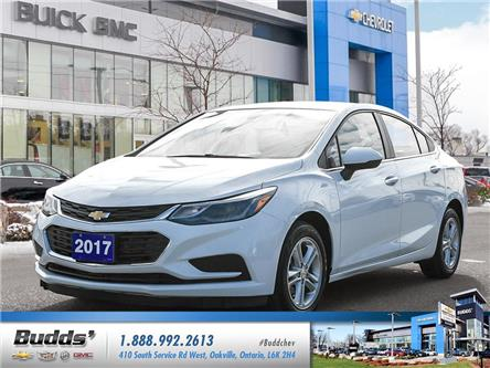 2017 Chevrolet Cruze LT Auto (Stk: CR7065L) in Oakville - Image 1 of 25