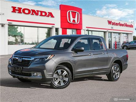 2019 Honda Ridgeline Touring (Stk: U6822) in Waterloo - Image 1 of 27