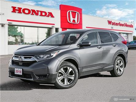 2018 Honda CR-V LX (Stk: U6649) in Waterloo - Image 1 of 27