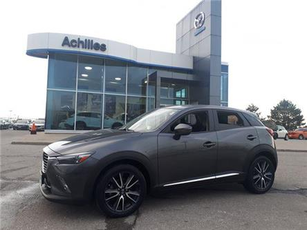 2018 Mazda CX-3 GT (Stk: H1801A) in Milton - Image 1 of 12