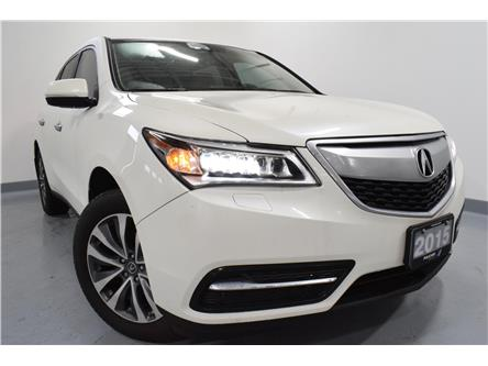 2015 Acura MDX Navigation Package (Stk: 503006T) in Brampton - Image 1 of 26